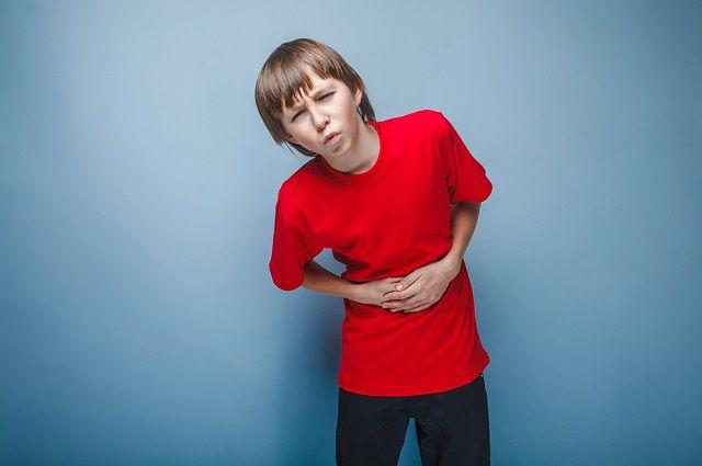 Живот болит. Как защитить ребенка от гастрита?