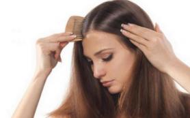 Решайте проблему выпадения волос эффективно