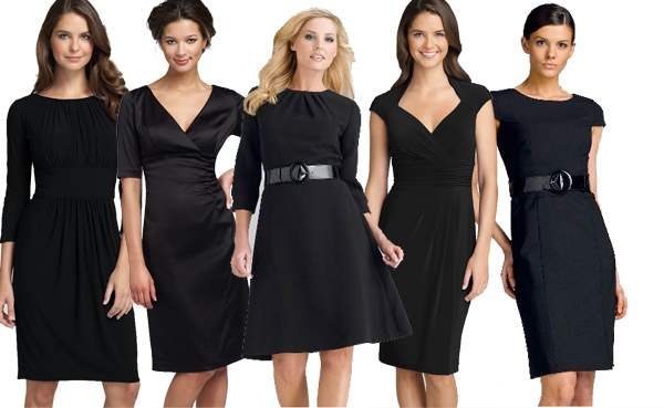 Маленькое чёрное платье: создание уникального образа