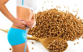 Простая, но эффективная гречневая диета для похудения на неделю
