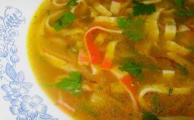 Быстрый суп приводит к раку желудка