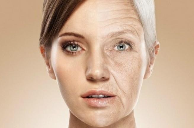 Что способствует старению кожи?