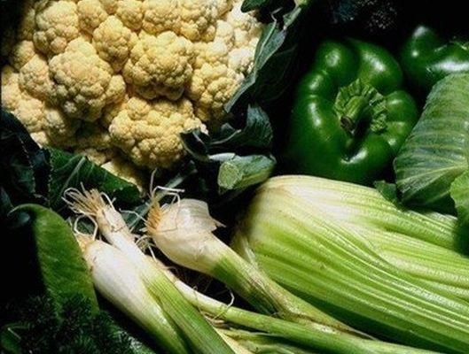 Овощи зеленого цвета, которые восстановят иммунитет в кишечнике