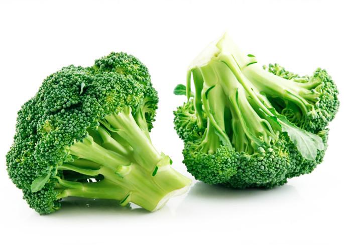 Брокколи улучшает пищеварение и лечит желудок