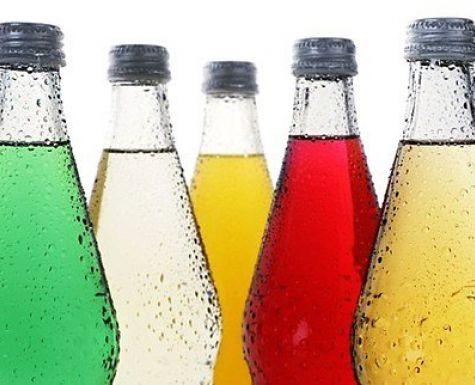 Газированные напитки наносят вред кишечнику