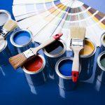 Лучшим вариантом для покраски внутренних помещений будет нанять специалистов