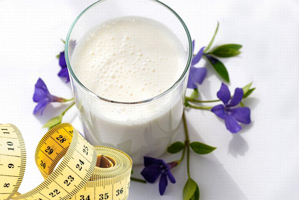 «Молочная диета» от живота