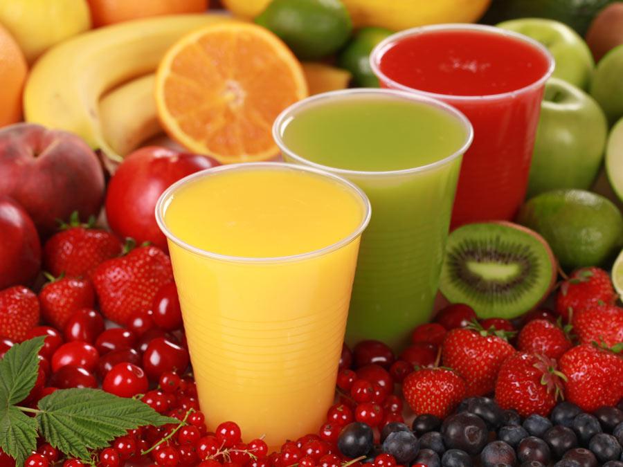 Соковые диеты: обновление и лечение организма