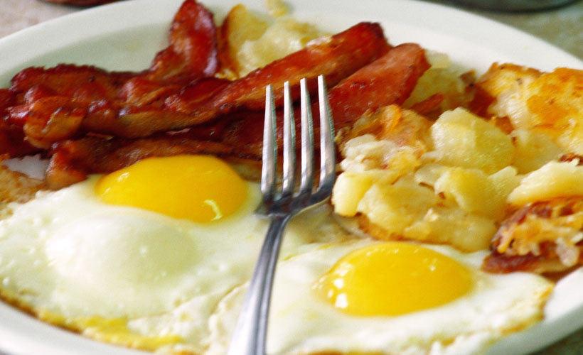 Избыточный холестерин в пище вызывает воспаление кишечника