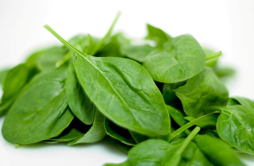 Шпинат подавляет пристрастие к вредной еде