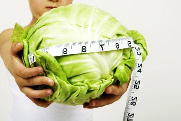 Очищающая капустная диета
