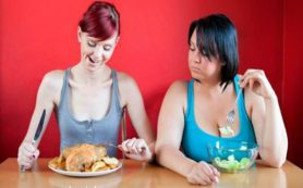 Ученые доказали, что можно много есть и при этом худеть