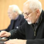 Интернет и пенсионер