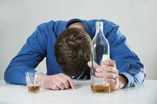 Алкогольные поражения организма