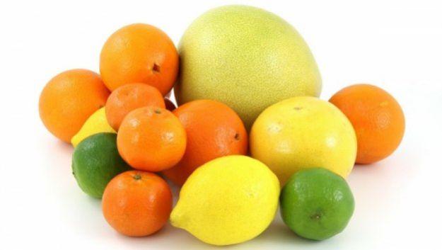Цитрусовые помогут при ожирении