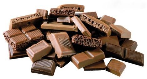 О пользе и вреде шоколада