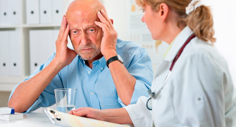 Нарушения памяти, связанные со старением