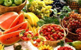 Здоровая диета: залог красоты кожи