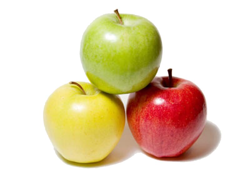 Яблоко помогает похудеть