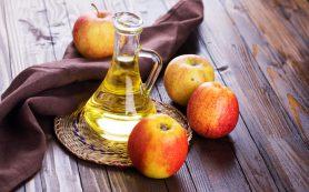 Яблочный уксус отнесли к одному из самых полезных продуктов
