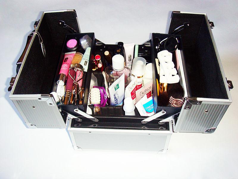 Косметические кейсы — организуйте ваши средства для макияжа