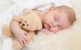 Ложить ли детей с собой спать
