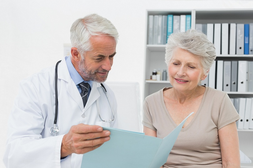Обострение язвенной болезни