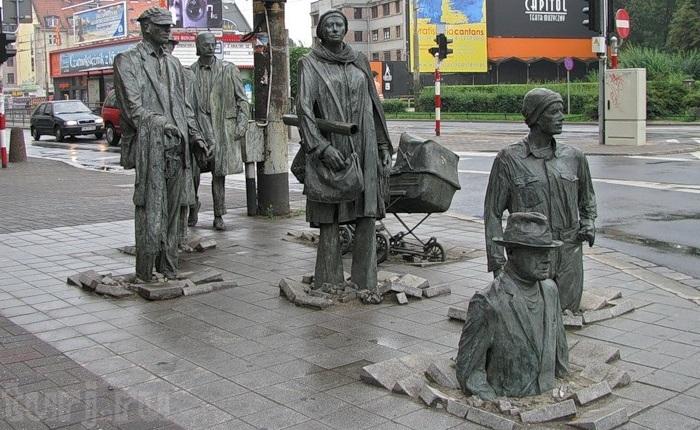 Памятник. Мировые памятники