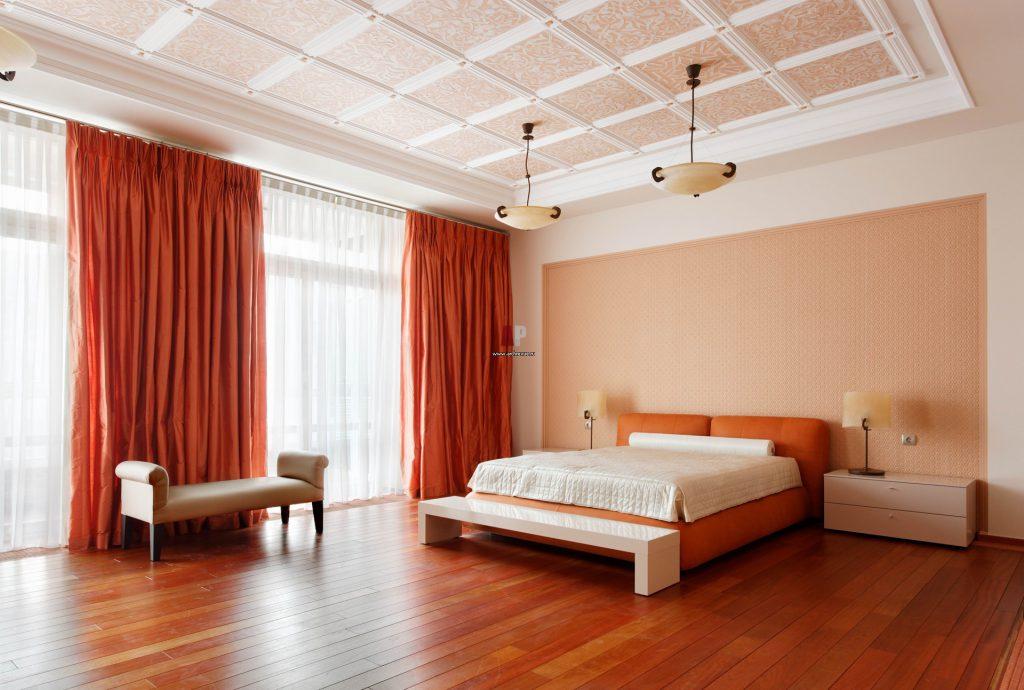 Особенности дизайна потолка