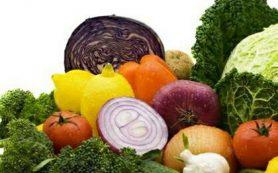 Низкая калорийность продуктов питания укрепляет здоровье