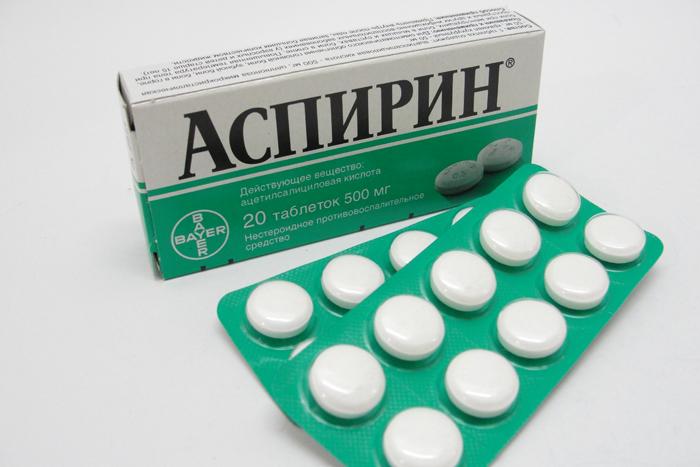 Аспирин защищает от рака кишечника