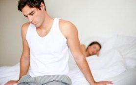 Как у мужчин проявляется молочница ?