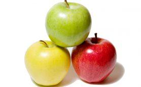 Яблоки снижают риск возникновения рака кишечника