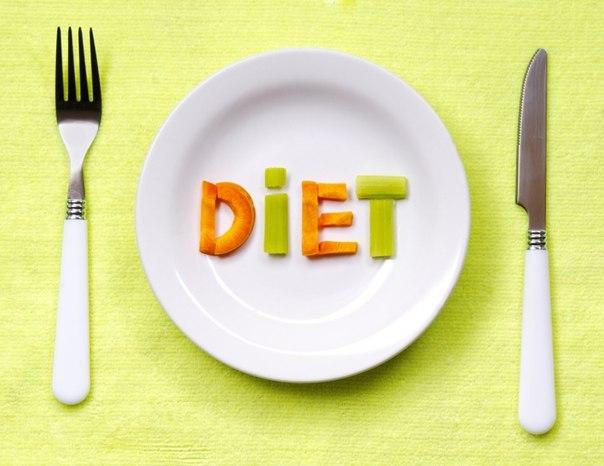Основные ошибки при соблюдении диеты