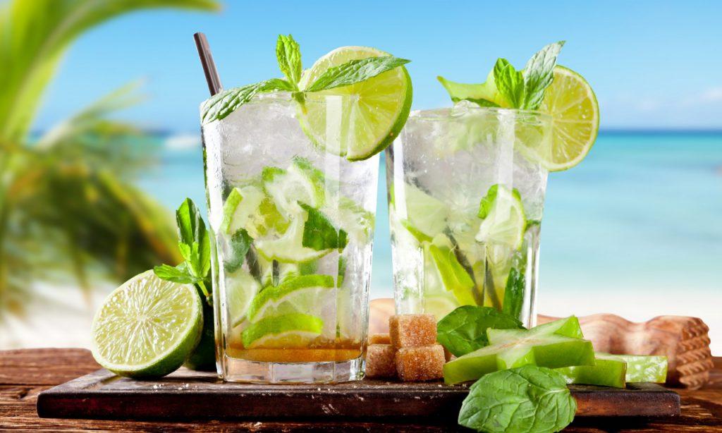 Топ 7 лучших летних напитков