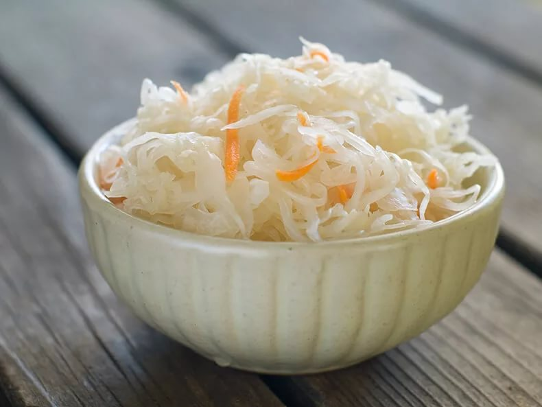 Квашеная капуста была признана одним из наиболее полезных пробиотиков