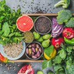 Цветная диета: суть и меню системы питания