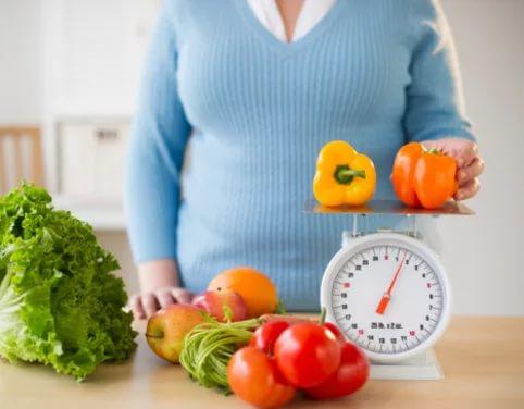 Соблюдаем диету при ожирении