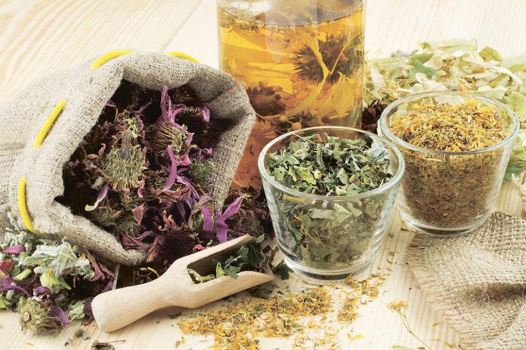 Универсальный травяной настой для оздоровления органов желудочно-кишечного тракта