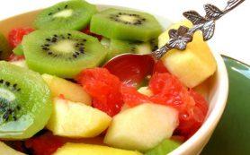 Фруктово-салатная диета