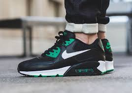 Мужские кроссовки Nike Air Max 90 Green