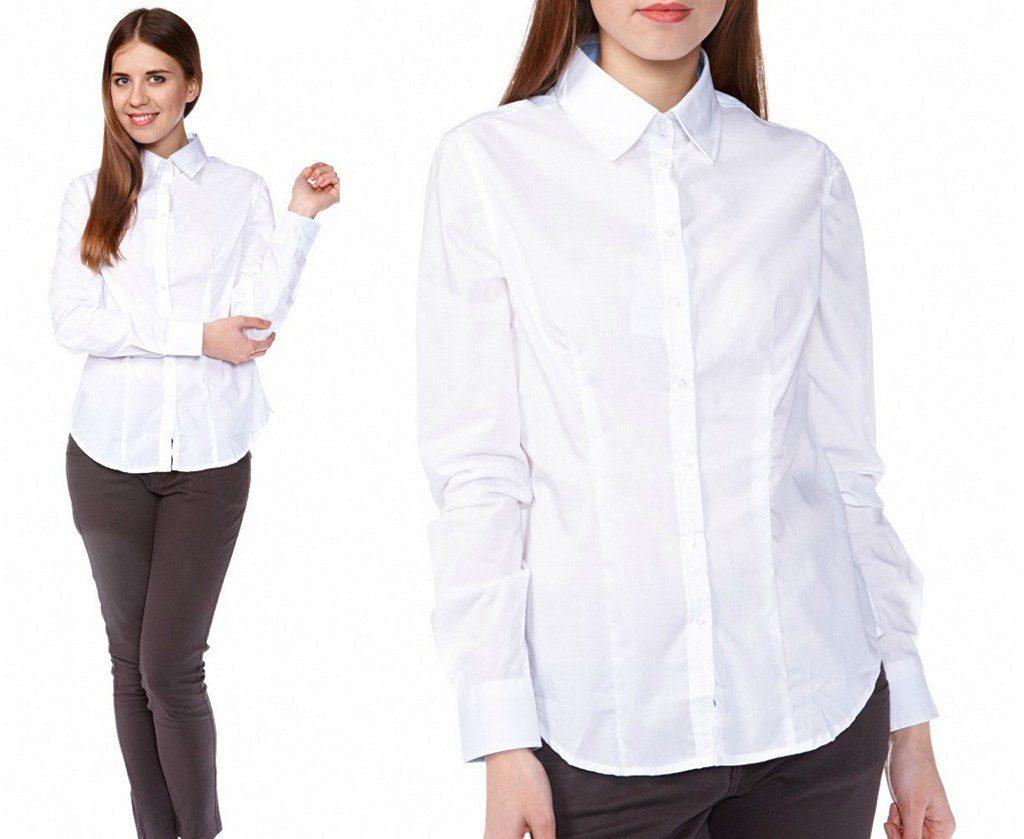 Как ухаживать за белой блузкой: советы опытных домохозяек