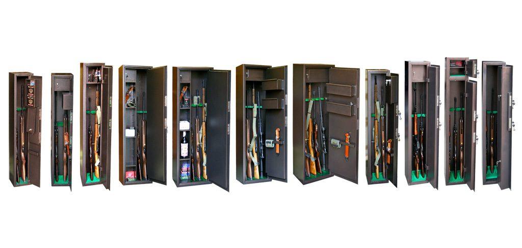 Сейф для нарезного оружия-требования 2016.