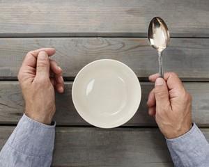 Голодание может быть полезным для здоровья