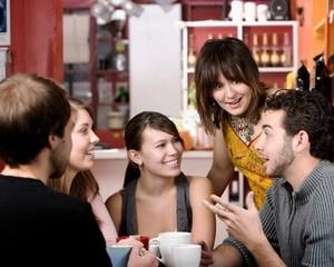 Общение с друзьями полезно для ЖКТ