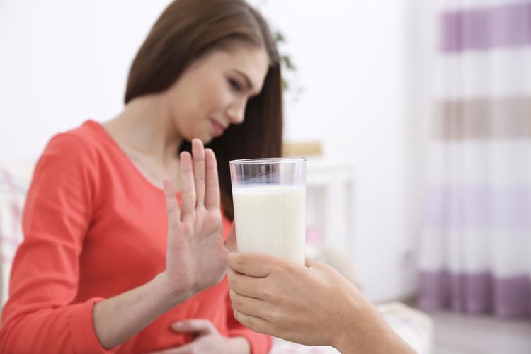 Непереносимость молока: возможно, дело не в лактозе