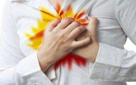 Изжога повышает вероятность формирования опухолей