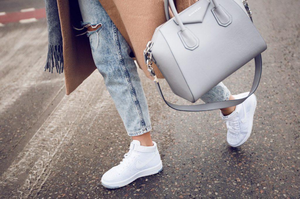 Лучшие модные кроссовки на весну