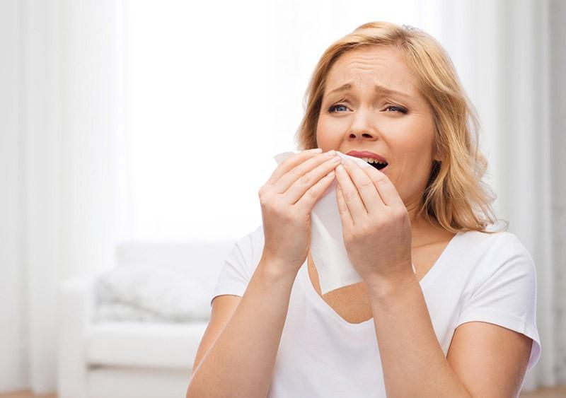 Весенняя аллергия. Как пережить?