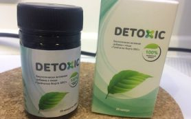 Препарат Detoxic для устранения паразитов